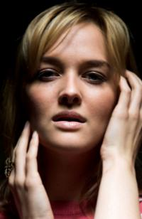Jess Weixler at the promotion of