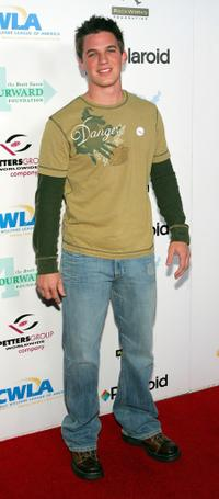 Matt Lanter at the launch of
