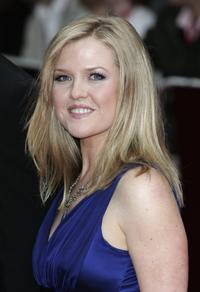 Ashley Jensen at the Pioneer British Academy Television Awards 2006.