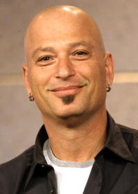Howie Mandel at the 2006 Summer Television Critics Association Press Tour for NBC Network at the Ritz-Carlton Huntington Hotel.