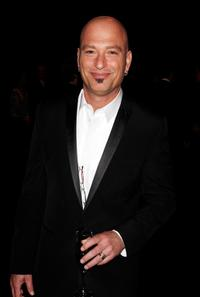 Howie Mandel at the Governors Ball during the 60th Primetime Emmy Awards.