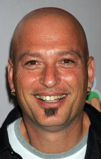 Howie Mandel at the NBC All-Star Event at the Ritz-Carlton Huntington Hotel.
