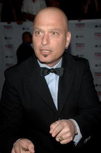 Howie Mandel at the 33rd Annual People's Choice Awards.