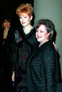 Kathy Bate and Lynn Redgrave at the American Film Institutes Life Achievement Award.