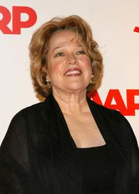 Kathy Bates at the Sixth Annual Movies For Grownups Awards.