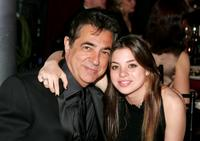 Joe Mantegna and Dominik Mantegna at the 35th AFI Life Achievement Award tribute to Al Pacino at the Kodak Theatre.