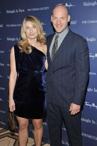 Corey Stoll and Guest at the New York premiere of