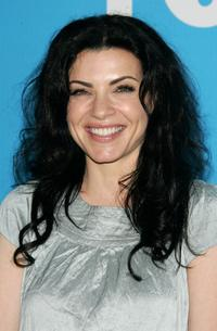 Julianna Margulies at the FOX 2007 Programming presentation at the Wollman Rink in Central Park.