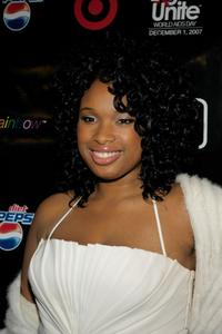 Jennifer Hudson at the 13th Annual OUT 100 Awards.