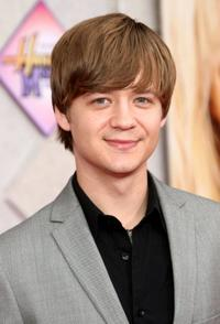 Jason Earles at the premiere of