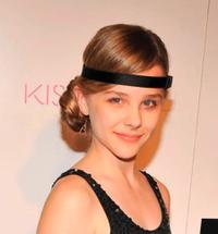 Chloe Grace Moretz at the Onitsuka Tiger's record release party for Selena Gomez and the Scene.