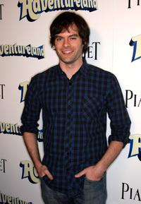 Bill Hader at the red carpet of