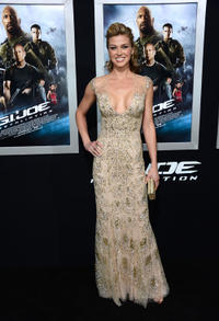 Adrianne Palicki at the California premiere of