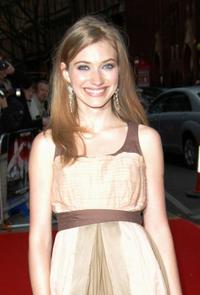 Imogen Poots at the World premiere of '28 Weeks Later.'