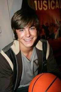 Zac Efron at the Sydney press conference of