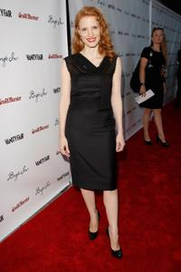 Jessica Chastain at the premiere of