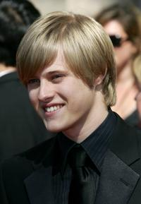 Lucas Grabeel at the after party of 2006 Creative Arts Awards.