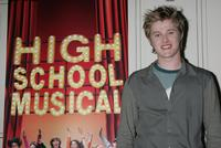 Lucas Grabeel at the Q & A Session with the Cast of