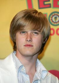 Lucas Grabeel at the 8th Annual Teen Choice Awards.