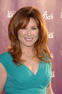 Mary McDonnell at the