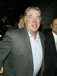 Bruce McGill at the after party of the premiere of