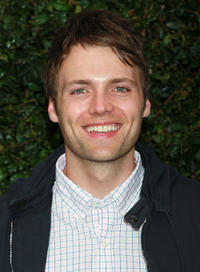 Seth Gabel at the Chanel's benefit dinner for the Natural Resources Defense Council's Ocean Initiative in California.
