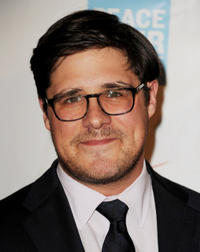 Rich Sommer at the 41st Annual Peace Over Violence Humanitarian Awards.