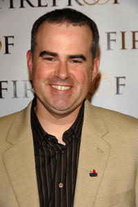 Alex Kendrick at the premiere of