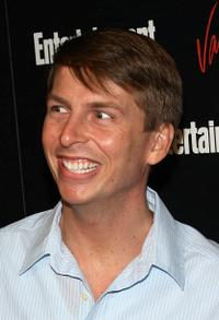Jack McBrayer at the Entertainment Weekly and Vavoom Annual upfront party.