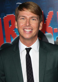 Jack McBrayer at the California premiere of