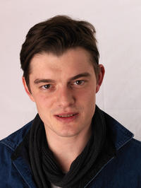Sam Riley at the portrait session of