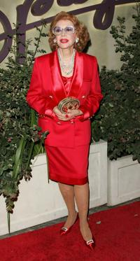 Jane Meadows at the 20th Anniversary Celebration of Larry King Live.