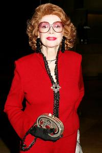 Jane Meadows at the 49th annual