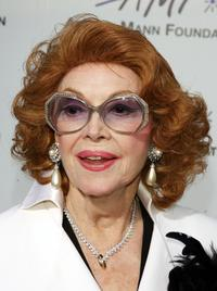 Jayne Meadows at the 3rd Annual Alfred Mann Foundation Innovation and Inspiration Gala.