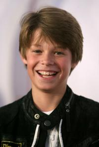 Colin Ford at the premiere of