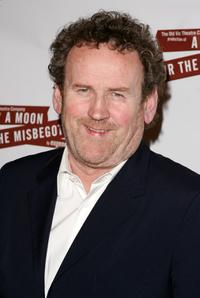 Colm Meaney at the after party for the opening night of
