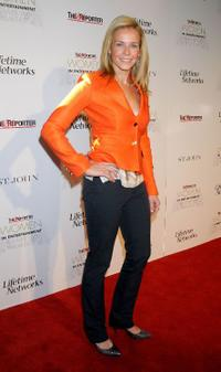 Chelsea Handler at the Hollywood Reporter's 16th Women In Entertainment Breakfast.