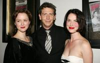 Eloise Oxer, Ben Mendelsohn and Victoria Hill at the world premiere of