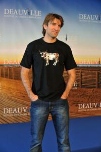 Sharlto Copley at the photocall of