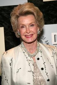 Dina Merrill at the