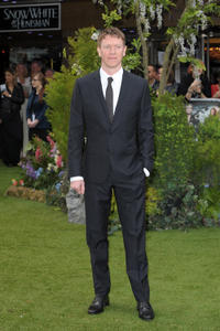 Sam Spruell at the World premiere of