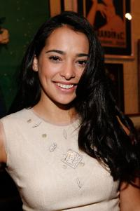 Natalie Martinez at the Fox's Upfront presentation.