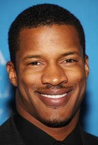 Nate Parker at the 39th NAACP Image Awards Nominee Luncheon.