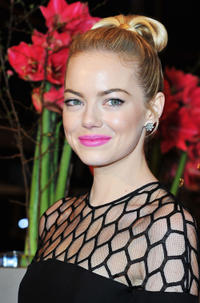 Emma Stone at the Germany premiere of