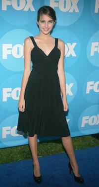 Willa Holland at the 2006 Fox Summer TCA party.