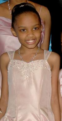 Lauryn McClain at the 38th Annual NAACP Image Awards.