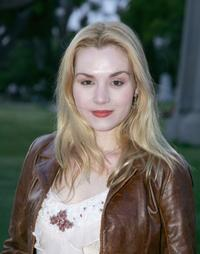 Rachel Miner at the L.A. premiere of