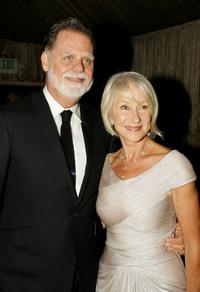 Helen Mirren and her husband Taylor Hackford at the 16th Annual British Academy of Film and Television/LA Cunard Britannia Awards.