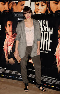 Veronica Echegui at the photocall of