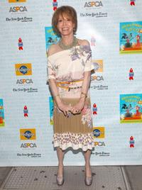 Mary Tyler Moore at the 11th Annual Broadway Barks.